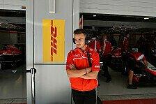 Formel 1 - Wer sitzt im zweiten Manor?