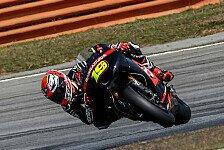 MotoGP - Aprilia verwirft letzte Evolutionsstufe