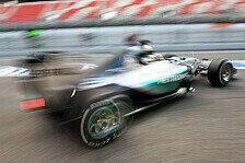 Formel 1 - Wintertests: So sieht das F1-Kräfteverhältnis aus