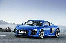 Auto - Audi präsentiert neuen R8