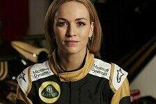 Formel 1 - Lotus: Carmen Jorda wird Entwicklungsfahrerin