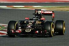Formel 1 - Grosjean: Genau das will ich von einem Auto
