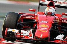 Formel 1 - Saisonausblick: Hausaufgaben gemacht, Ferrari?