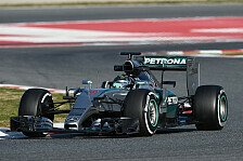 Formel 1 - Bilder: Barcelona II - Freitag