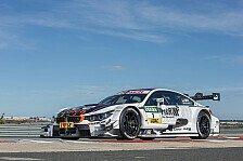 DTM - Erster Auftritt der BMW M4 DTM für die Saison 2015