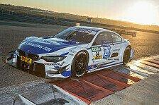 DTM - BMW-Fahrer spulen bei Test 3.000 Kilometer ab