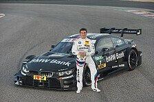 DTM - Drei Fragen an... Bruno Spengler