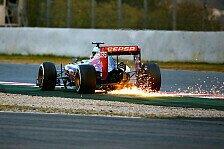Formel 1 - Bilder: Barcelona II - Die Formel 1 schlägt wieder Funken
