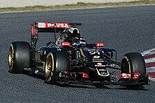 Formel 1 - Saisonausblick: Hausaufgaben gut gemacht, Lotus?