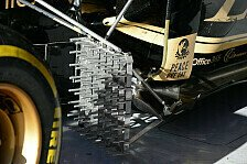 Formel 1 - Bilder: Barcelona II - Technik