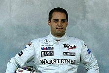 Formel 1 - Montoya: Williams klagte immer nur ich sei zu dick
