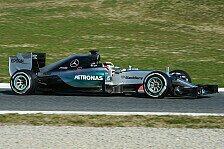 Formel 1 - Bilder: Barcelona II - Samstag