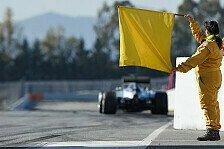 Formel 1 - Doppel-Gelb-Zoff geht weiter: Hamilton vs. Rosberg