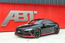 Auto - Der von ABT veredelte Audi TT