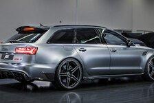 Auto - ABT stellt in Genf den neuen RS6-R vor