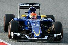 Formel 1 - Saisonausblick: Hausaufgaben gut gemacht, Sauber?