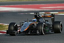 Formel 1 - Force India Vorschau: Australien GP