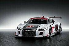 Mehr Sportwagen - Audi R8 LMS begründet neue Rennwagen-Generation