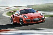 Auto - Premiere des Porsche 911 GT3 RS in Genf