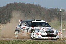 ADAC Rallye Masters - St. Wendel bereit für ersten Showdown 2015