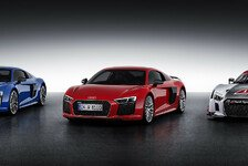 Auto - Audi: Weltpremieren in Genf