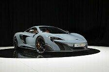 Auto - McLaren präsentiert den 675LT