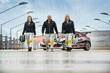 VLN - AVIA racing startet mit jungem Nachwuchsteam