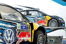 WRC - Sebastien Ogier Schnellster im Mexiko-Shakedown