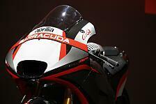 MotoGP - Aprilia präsentiert RS-GP für 2015