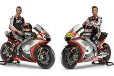 MotoGP - Bilder: Aprilia enthüllt RS-GP