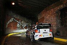 WRC - Mexiko: Ogier nach Auftaktprüfungen in Führung