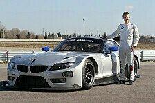 Mehr Sportwagen - Jesse Krohn steigt ins GT-Programm von BMW auf