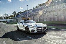 Formel 1 - Neues Safety-Car für die Formel 1