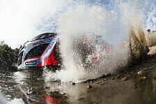 WRC - Neuville: Unserem Hyundai fehlen 15 PS