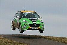 ADAC Opel Rallye Cup - Tannert gewinnt ADAC 3-Städte Rallye in Bayern