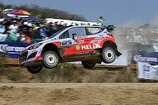 WRC - Vorschau Rallye Mexiko