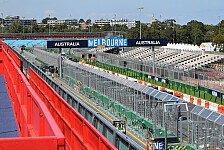 Formel 1 - Die F1-Woche im Rückblick: Späterer Start 2016?