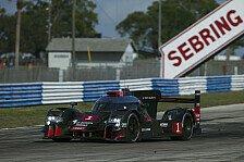 WEC - Audi setzt Saisonvorbereitung fort
