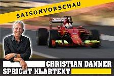 Formel 1 - Saisonvorschau: Danner spricht Klartext - Teil 1