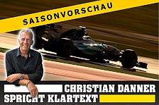 Formel 1 - Saisonvorschau: Danner spricht Klartext - Teil 2