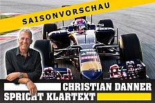Formel 1 - Saisonvorschau: Danner spricht Klartext - Teil 3