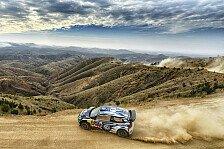 WRC - Rallye Mexiko: Ogier startet zum 100. Mal
