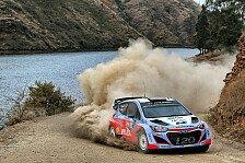 WRC - Umfrage: Hyundai nicht aus eigener Kraft siegfähig