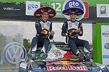 WRC - VW vor Argentinien: Die Konkurrenz rückt näher