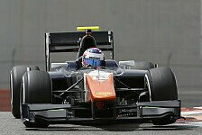 GP2 - Binder: Erfolgreicher Testauftakt in Abu Dhabi