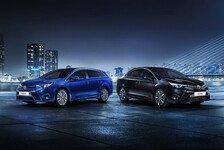 Auto - Neuer Toyota Avensis mit mehr Ausstattung