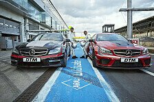 DTM - Mercedes mit Gastauftritt bei Alarm für Cobra 11