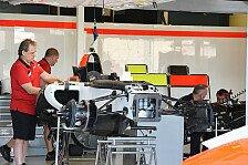 Formel 1 - Manor erlebt enttäuschenden Auftakt