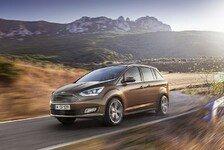 Auto - Verkaufsstart für die neue Ford C-MAX-Baureihe