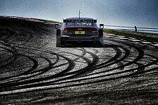 DTM - Entwicklungstest bei Audi